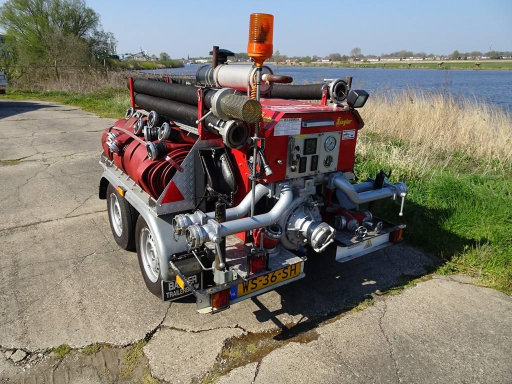 MSA Ziegler 6 cil 3000/10, Fire trucks, Transportation