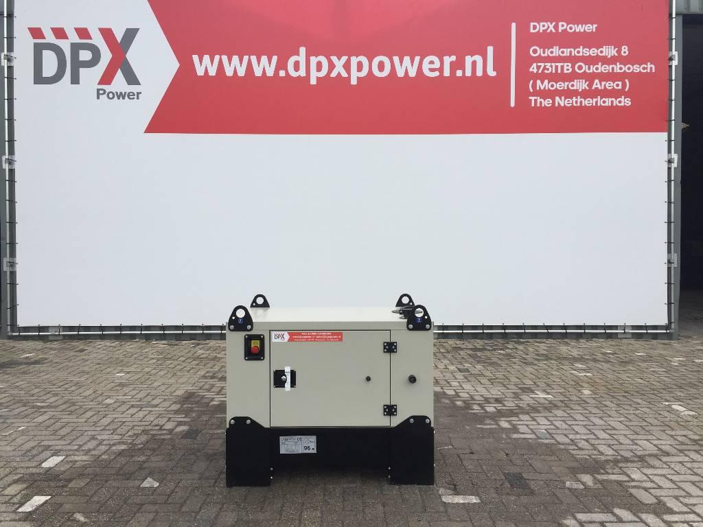 Mitsubishi S4L2-61SD - 15 kVA - Compact - DPX-17604, Diesel generatoren, Bouw
