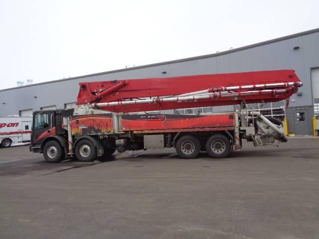 Putzmeister BSF 42X.16H, Boom Pumps, Construction Equipment