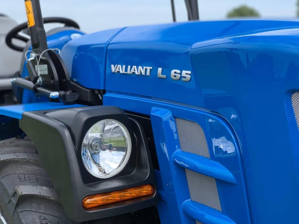 BCS Valiant L65 reversible, Tractoren, Werktuigen