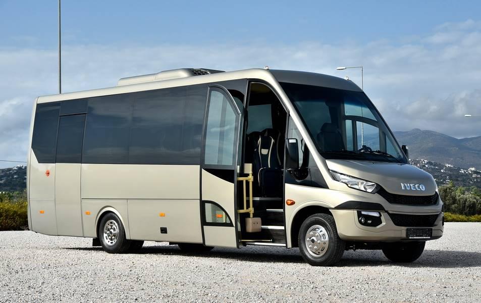 Iveco Ilesbus, Minibussar, Transportfordon