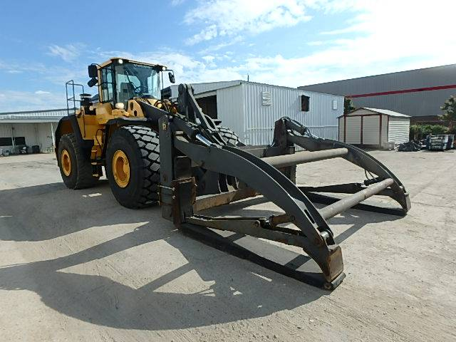 Volvo L220H, Wheel Loaders, Construction Equipment
