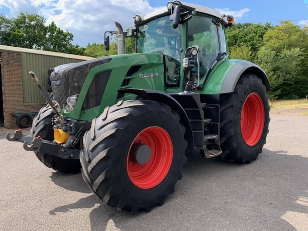 Fendt 828 Profi Plus, Tractors, Agriculture