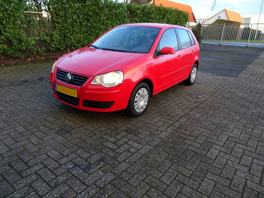 Volkswagen Polo ex brandweer, Cars, Transportation