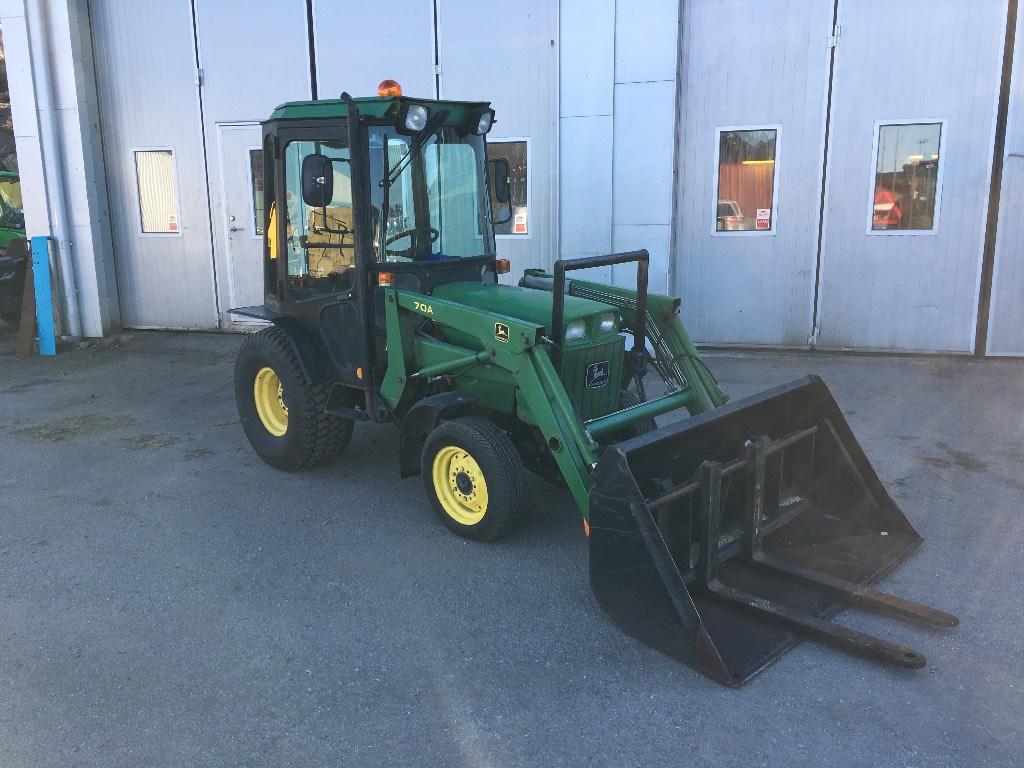 John Deere 955, Traktorer, Lantbruk