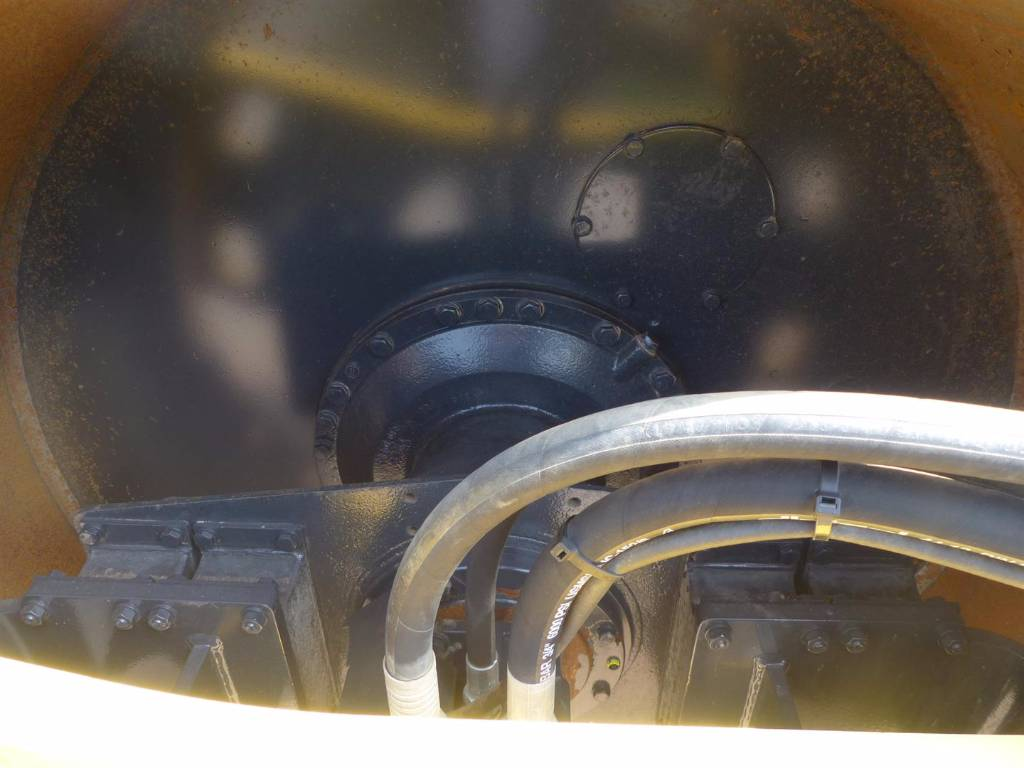 Bomag BW 213 DH-4i, Walzenzüge, Baumaschinen