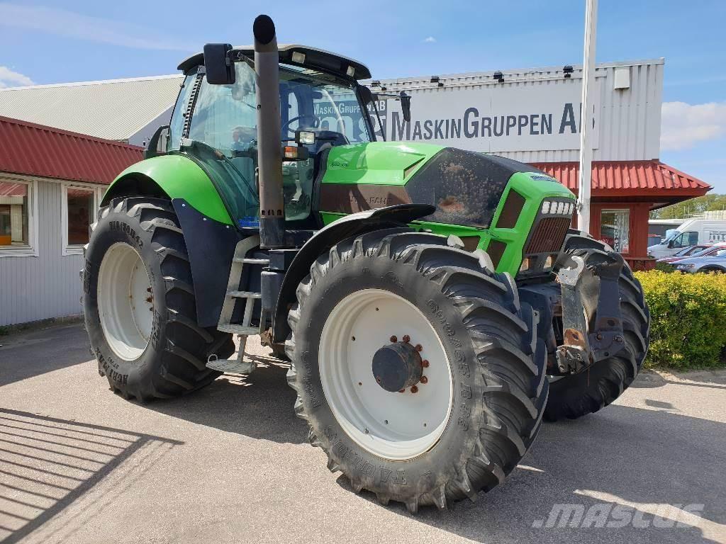 Deutz-Fahr X720, Traktorer, Lantbruk