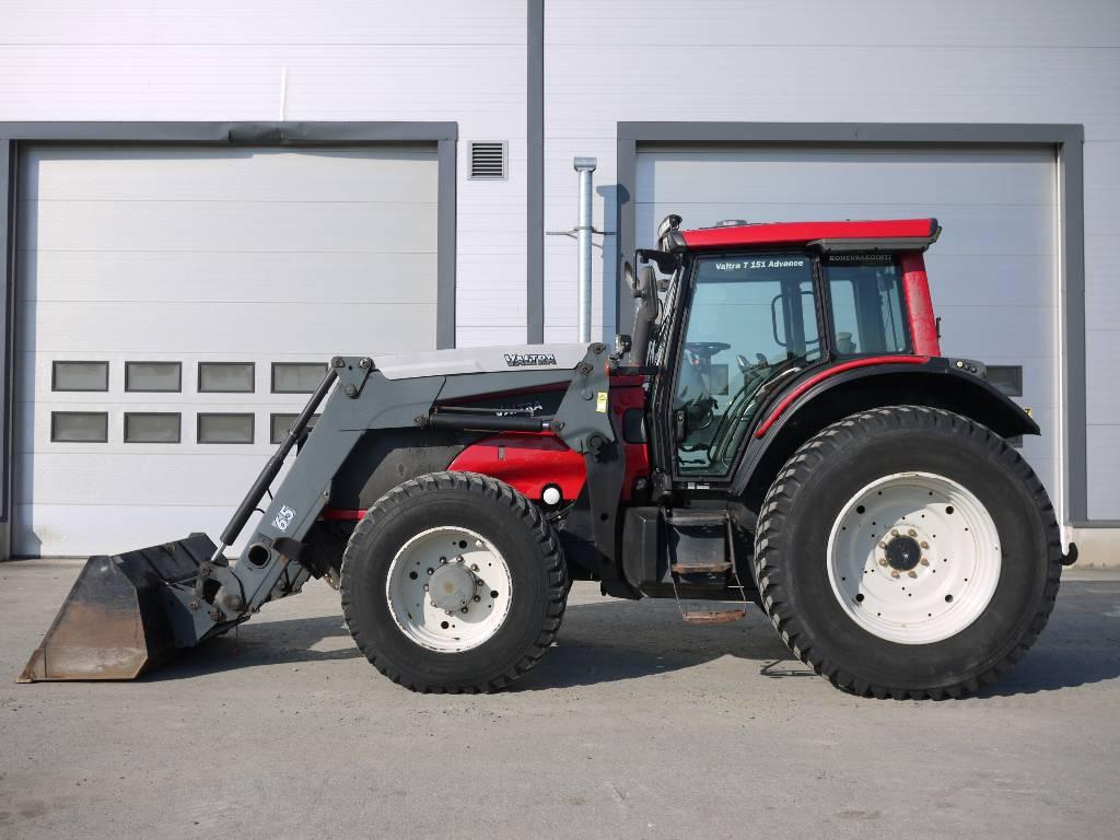Valtra T151 Advance, Traktorit, Maatalous