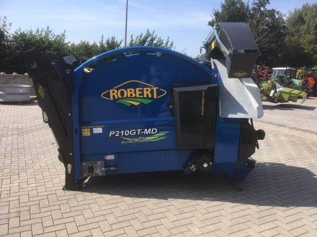 Robert SA P 210 GT MD, Shredders, Agriculture