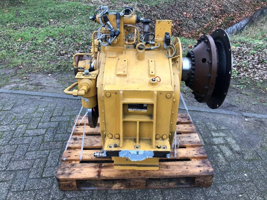 Reintjes WAF 364 - Marine Transmission - 4.92:1, Transmissions, Construction