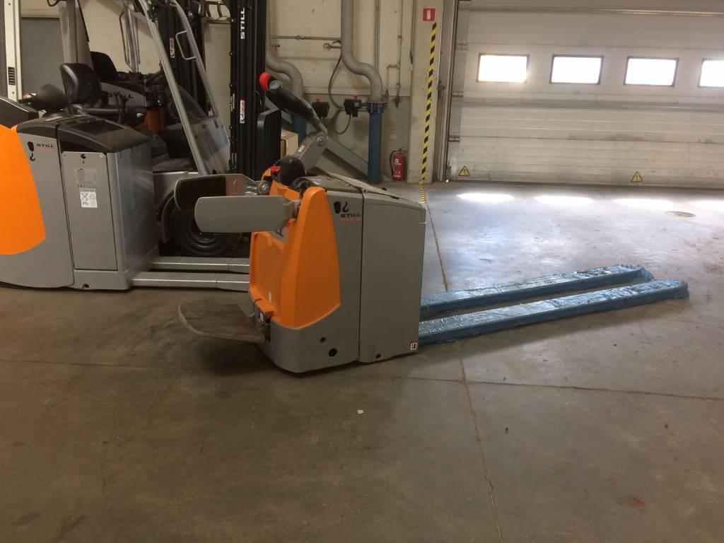 Still EXU SF20, Low lifter, Material Handling