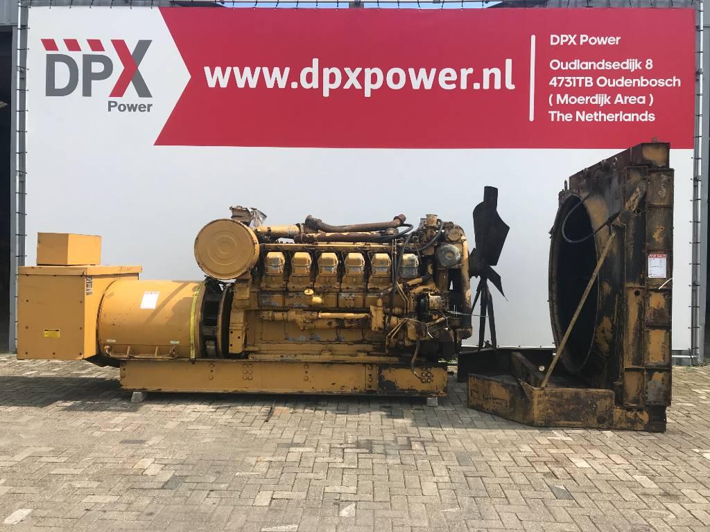 Caterpillar 3512 - 1.275 kVA Generator - DPX-11843, Diesel generatoren, Bouw