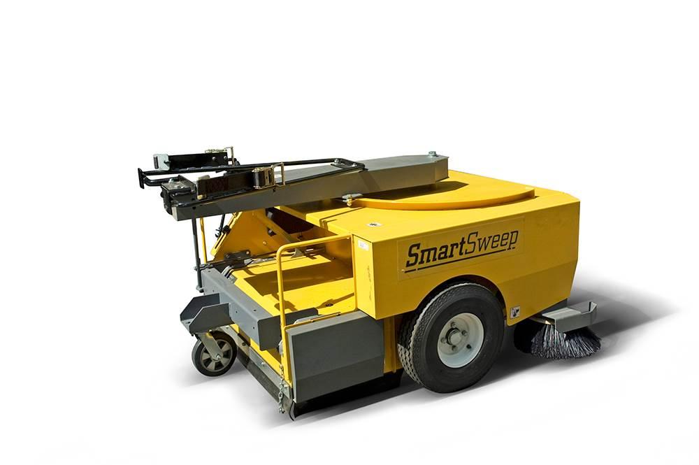 SmartSweep SOPAGGREGAT, Inomhus sopmaskiner, Materialhantering