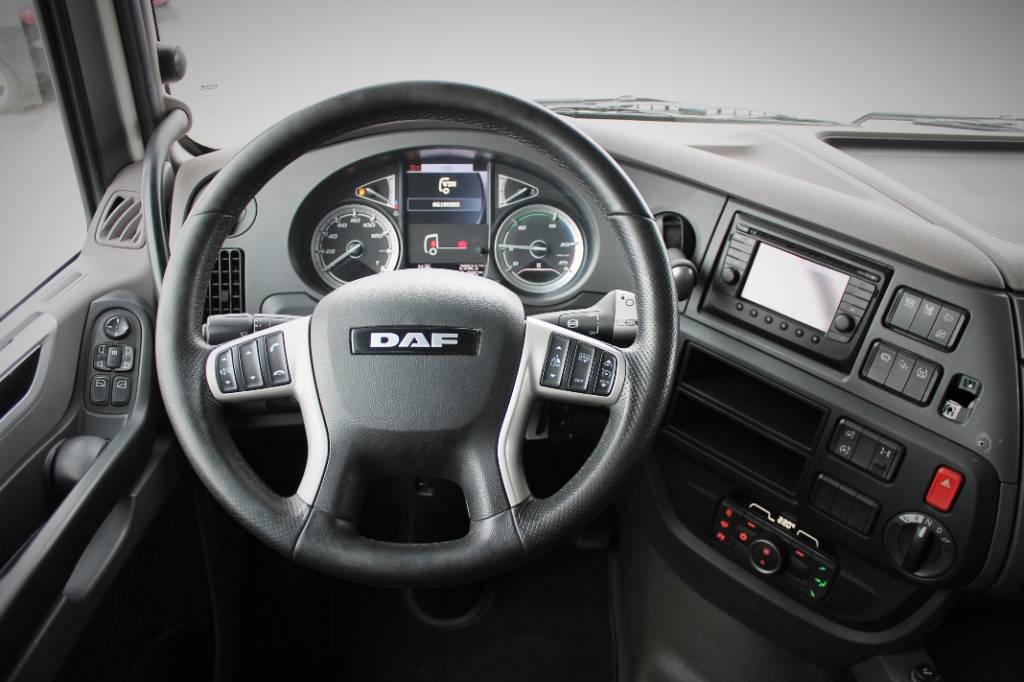 DAF XF 450, Vetopöytäautot, Kuljetuskalusto