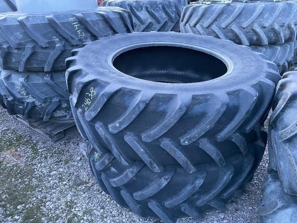 Michelin 600/65x38 XM108 radial 2st, Däck, hjul och fälgar, Lantbruk