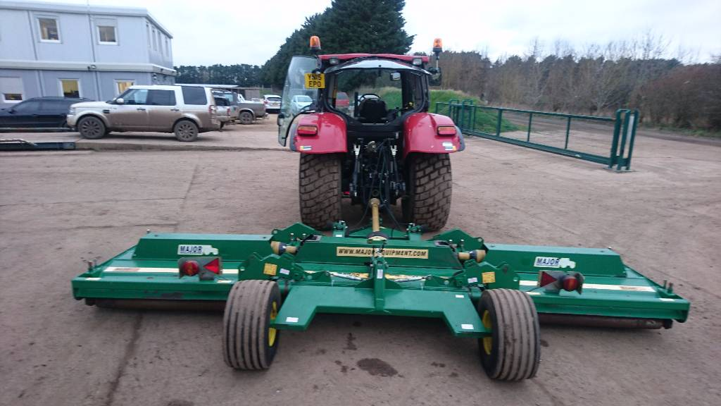 Major 18000 GR WINGED 18' (5.4M) ROLLER MOWER, Riding mowers, Groundcare