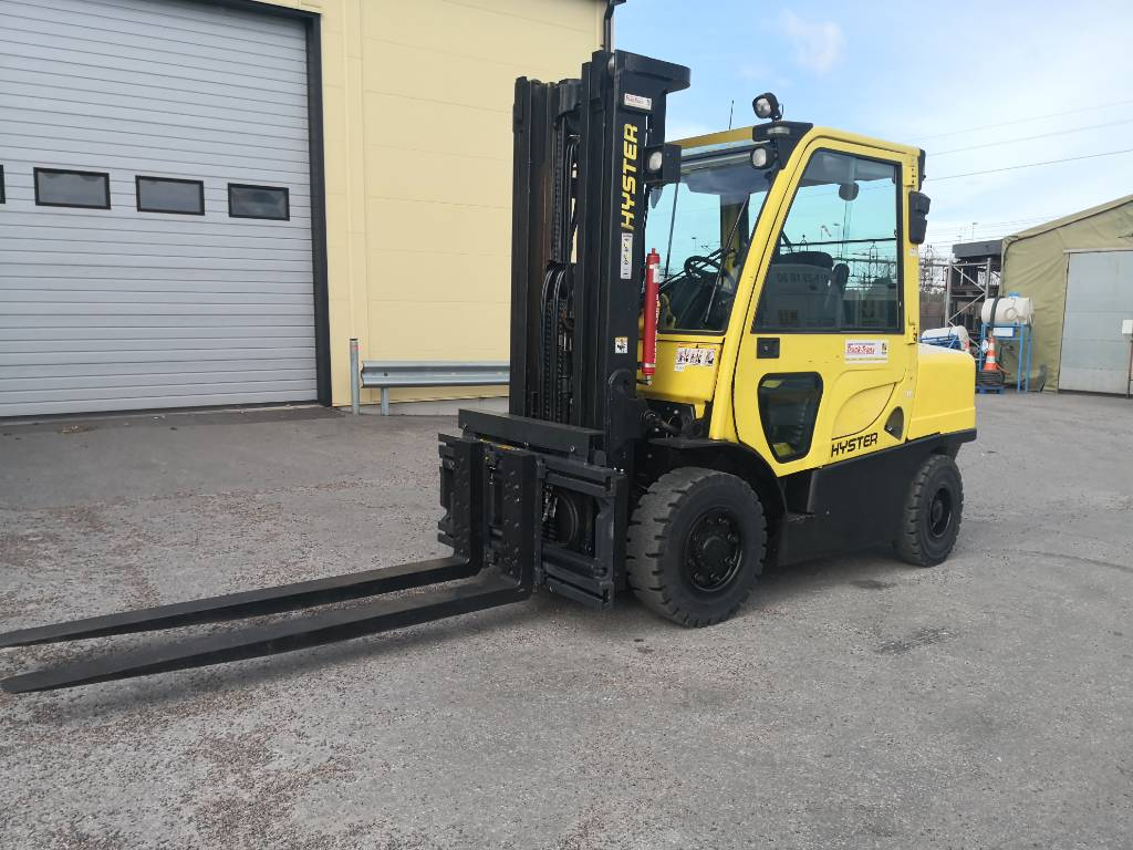 Hyster H 4.0 FT 6, Diesel counterbalance Forklifts, Material Handling