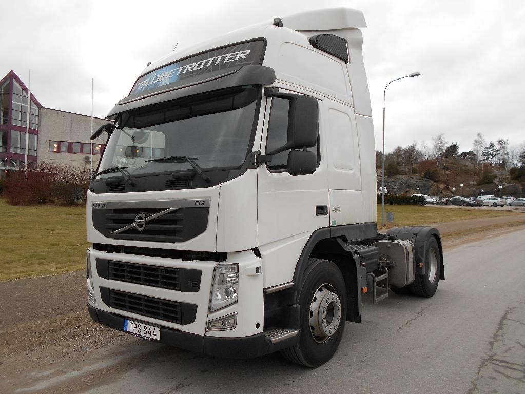 Volvo FM 450 4X2 GLOB XL, Dragbilar, Övriga fordon