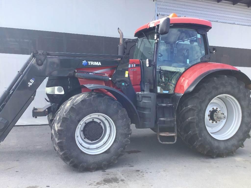 Case IH Puma 180 CVX, Traktorit, Maatalous