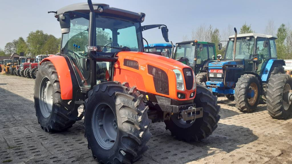 Same Explorer III 110, Traktory, Maszyny rolnicze