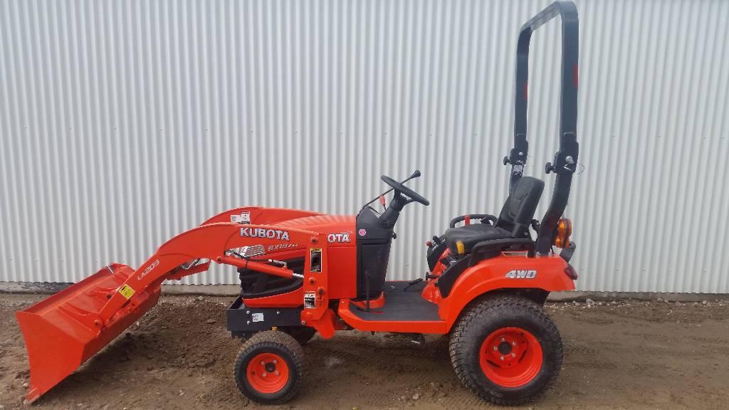 Kubota BX1870, Tractoren, Landbouw