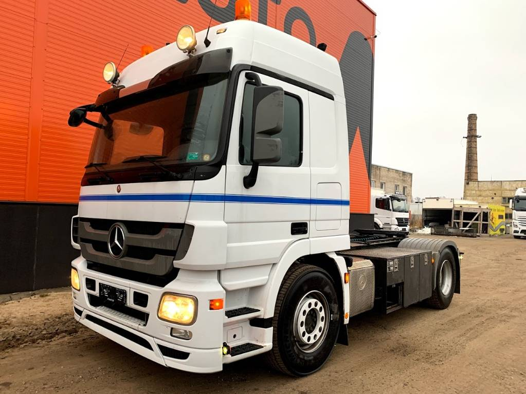 Mercedes-Benz Actros 1841 4x2, Conventional Trucks / Tractor Trucks, Trucks and Trailers