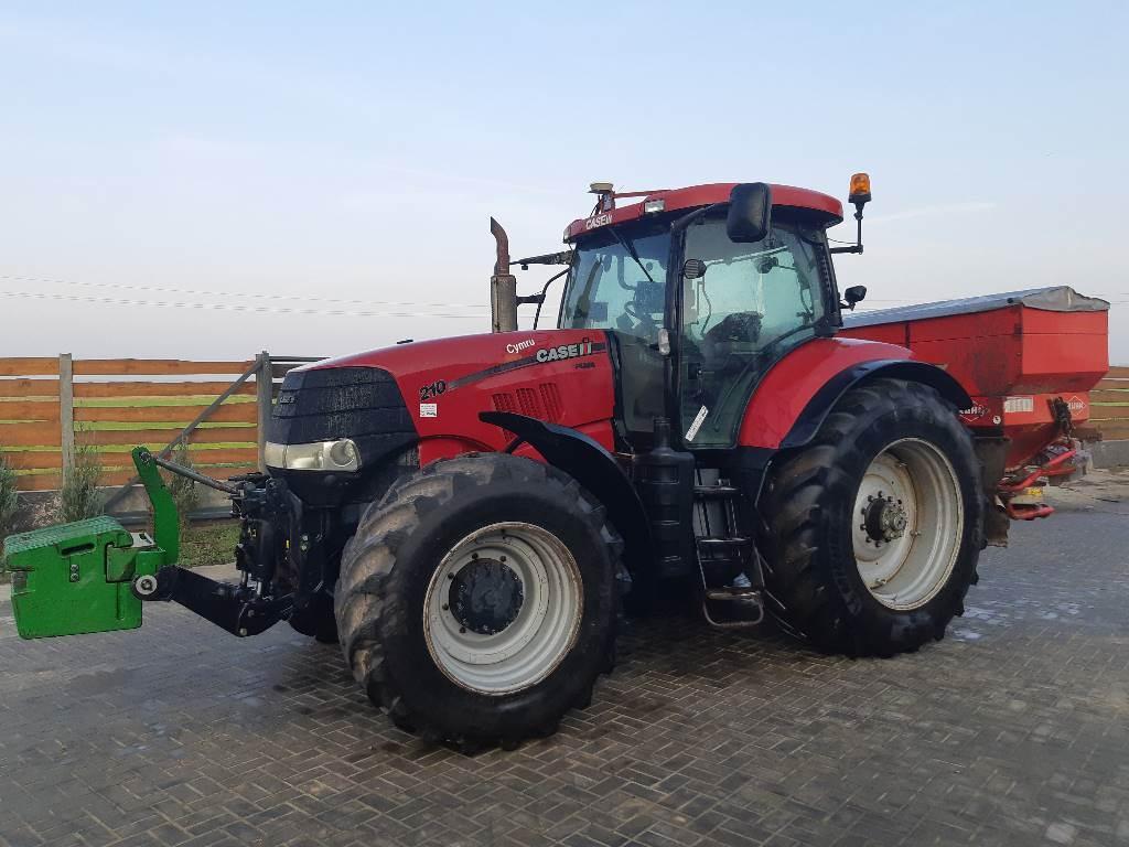 Case IH Puma 210, Traktorid, Põllumajandus