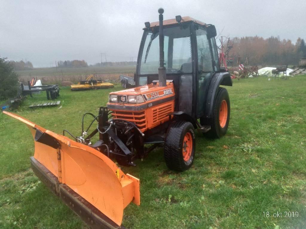 Kubota L 2550, Traktorid, Põllumajandus