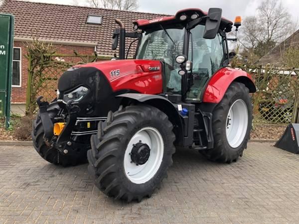 Case IH Maxxum 115 CVX Tier 4b, Tractoren, Landbouw