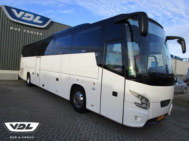 VDL Futura FHD2-129/370, Autobuze de turism, Vehicule
