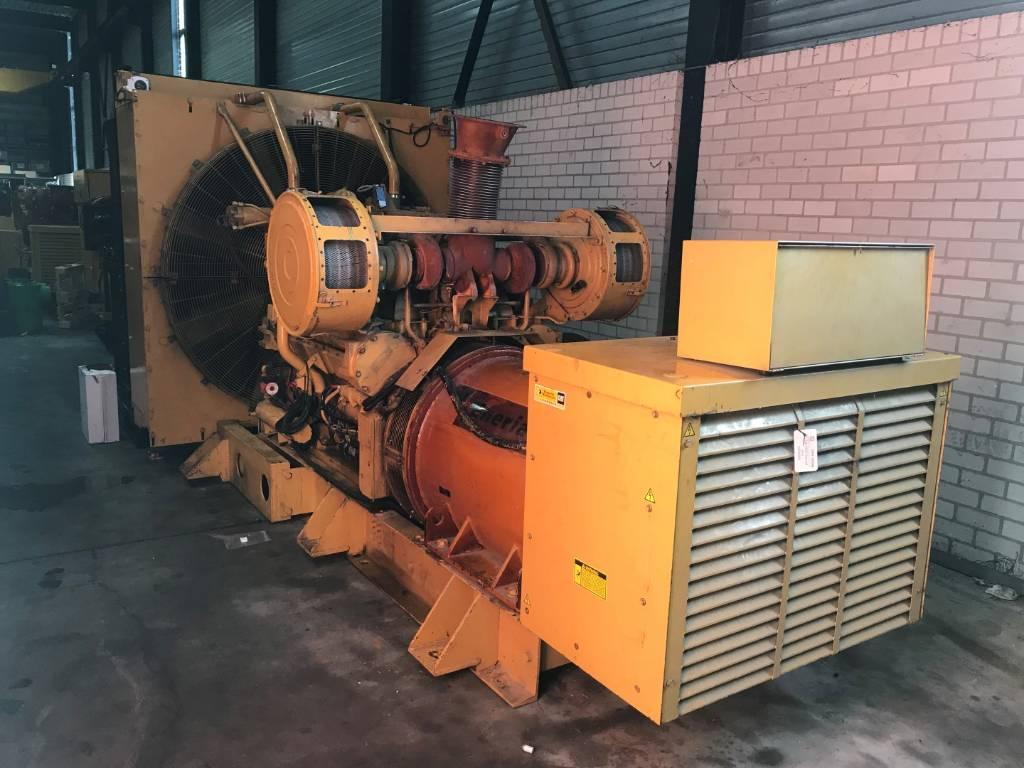 Caterpillar 3508 - Generator Set 1018 kVa - DPH 105246, Diesel Generators, Construction