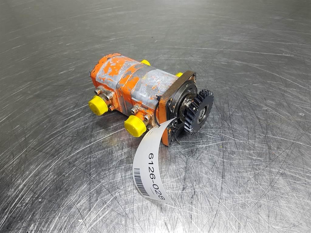 Bosch 0510 565 036 - Atlas - Gearpump/Zahnradpumpe
