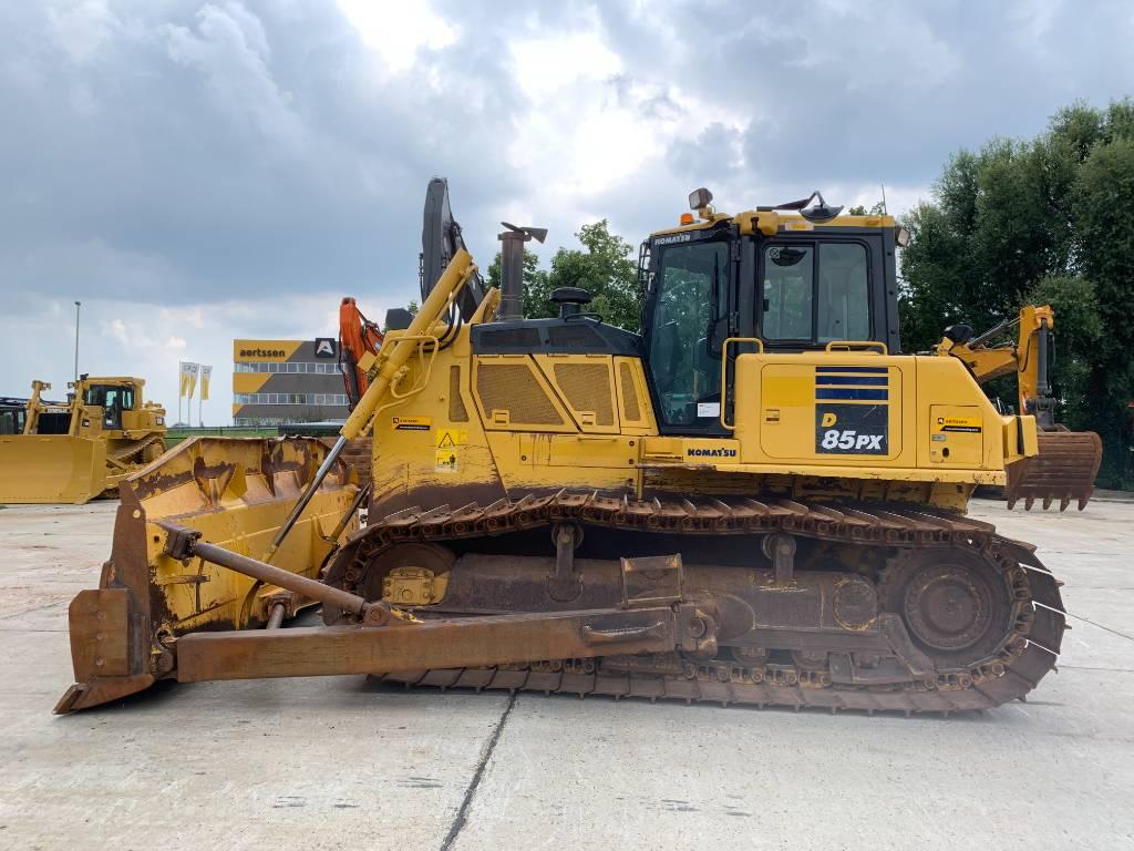 Komatsu D85PX-18 (new U/C), Dozers, Construction