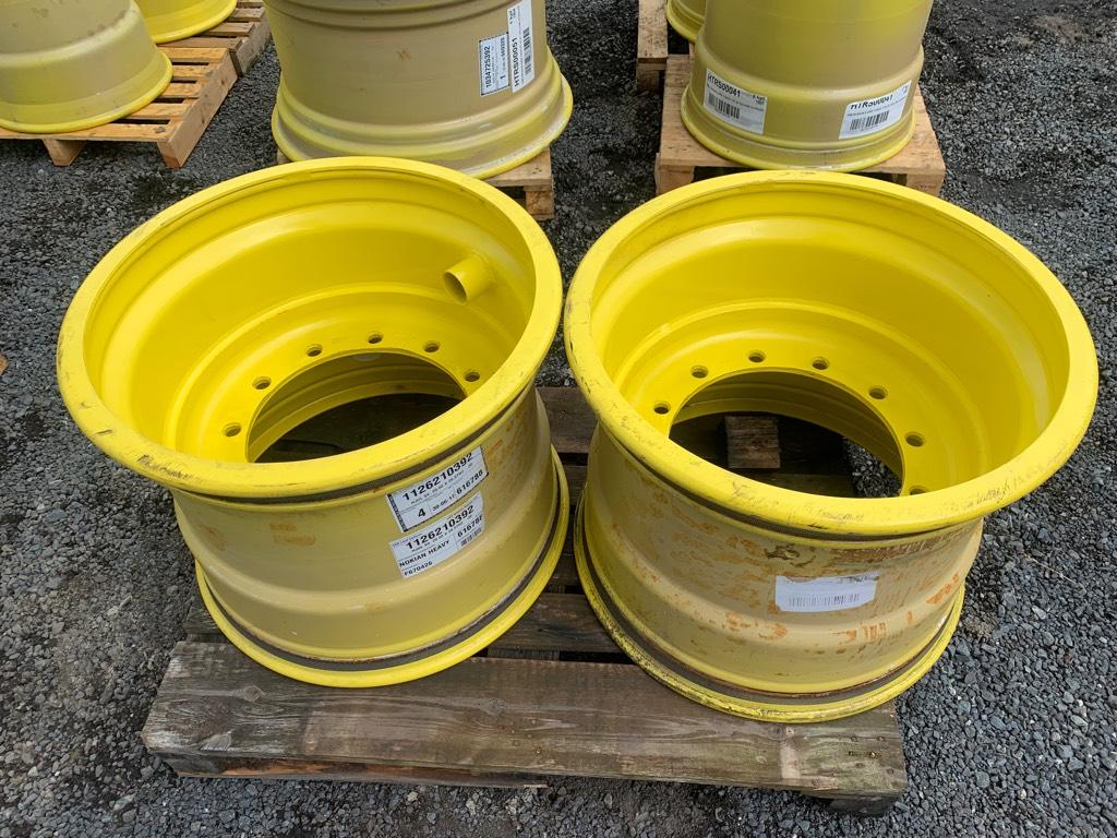 John Deere Wheel Rim 20X26,5 (600X26,5), Pneumatiky, kola a ráfky, Lesní technika