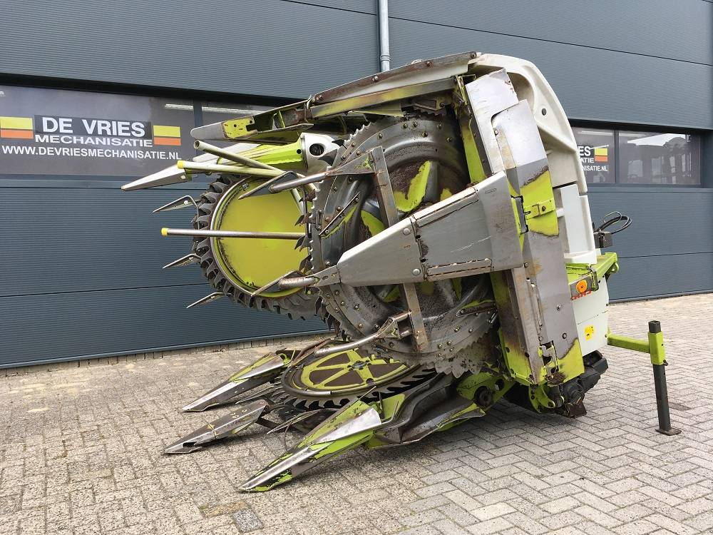 CLAAS RU 450 Xtra, Forage harvester headers, Agriculture