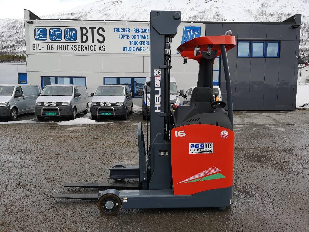 Heli CQD16-GB2S - 1,6 t skyvemast - 5,4 m LH (PÅ LAGER), Skyvemasttruck, Truck