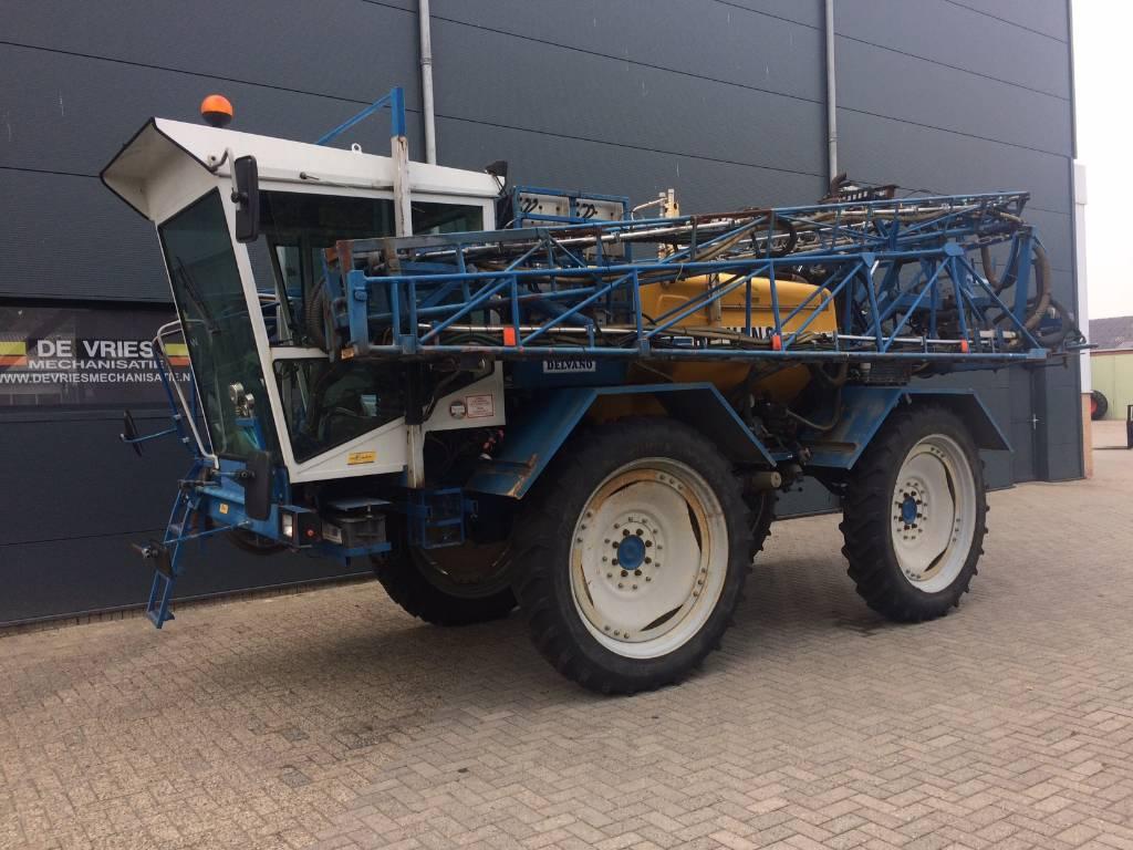 Delvano Hydro-Trac 3000, Zelfrijdende spuitmachines, Landbouw