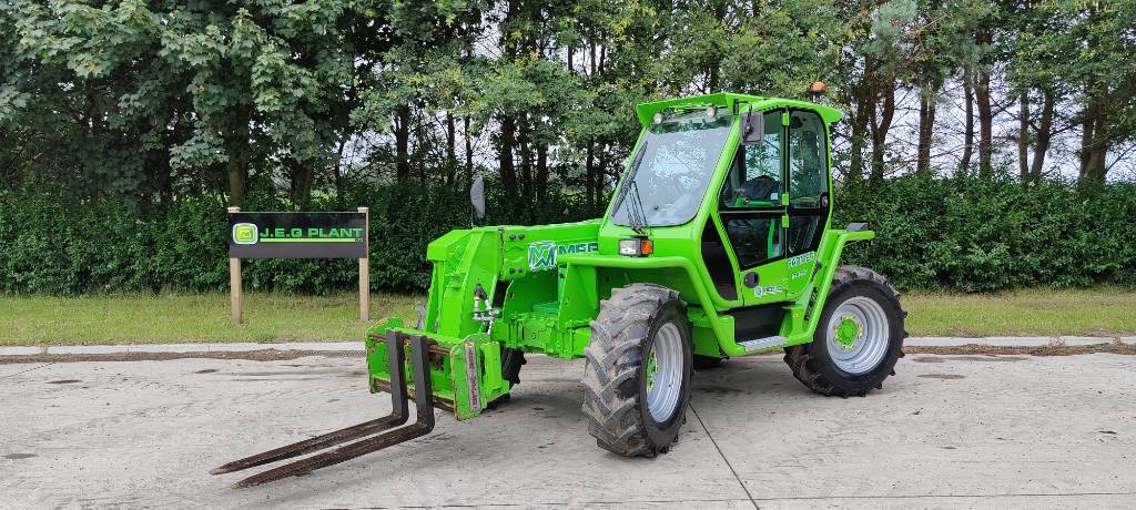 Merlo P 40.7, Telehandlers for agriculture, Agriculture