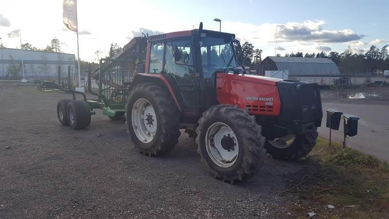 Valtra Valmet 6800, Traktorer, Lantbruk