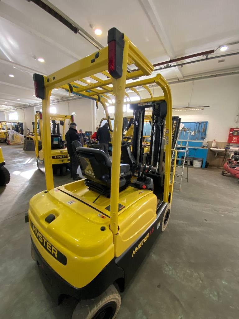 Hyster J 1.6 XN, Electric counterbalance Forklifts, Material Handling