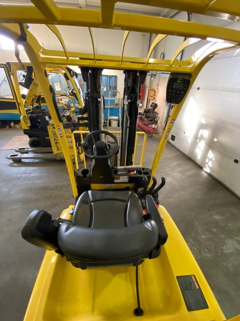 Hyster J 1.6 XNT, Electric counterbalance Forklifts, Material Handling