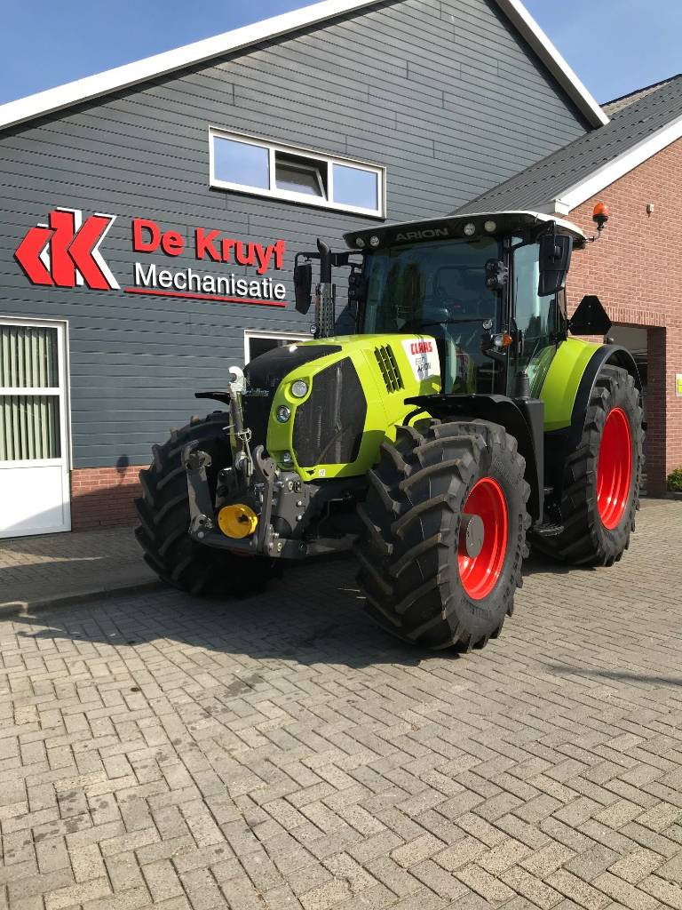 CLAAS Arion 660 Cebis, Tractors, Agriculture