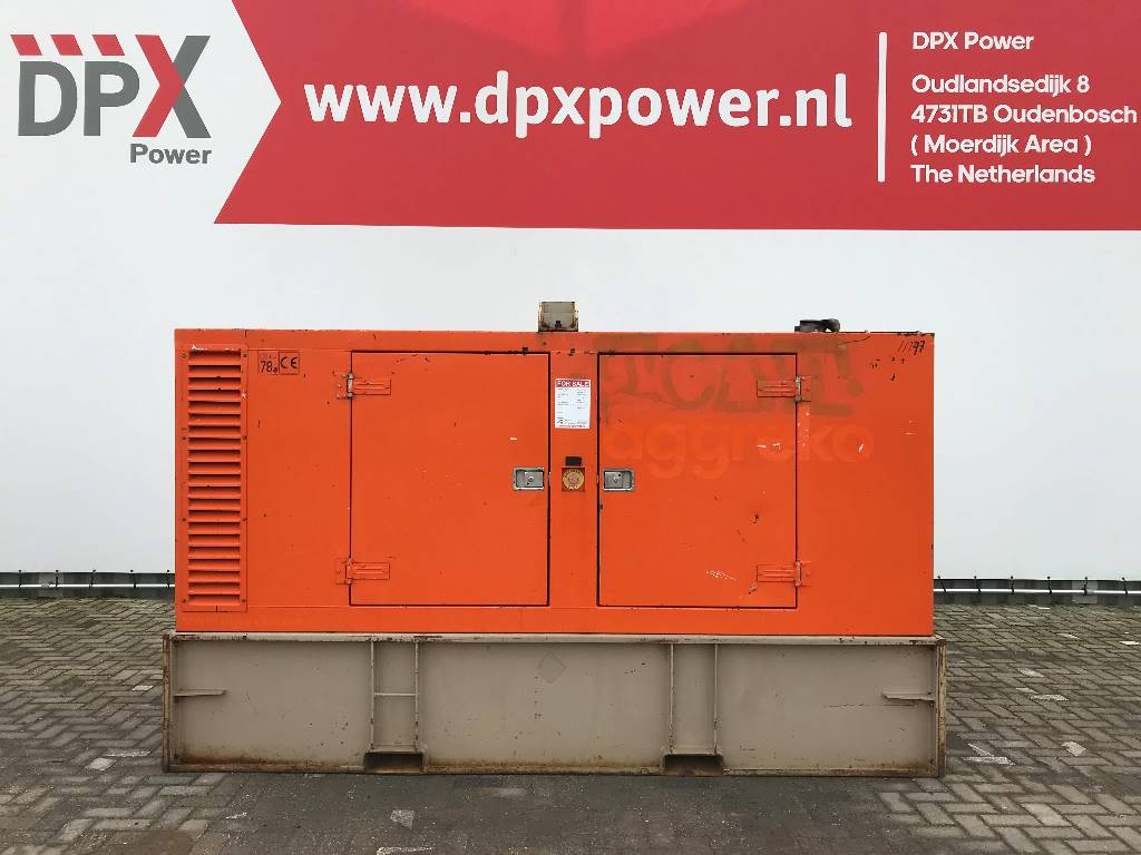 Iveco 8035E00 - 37 kVA Generator - DPX-11277, Diesel generatoren, Bouw