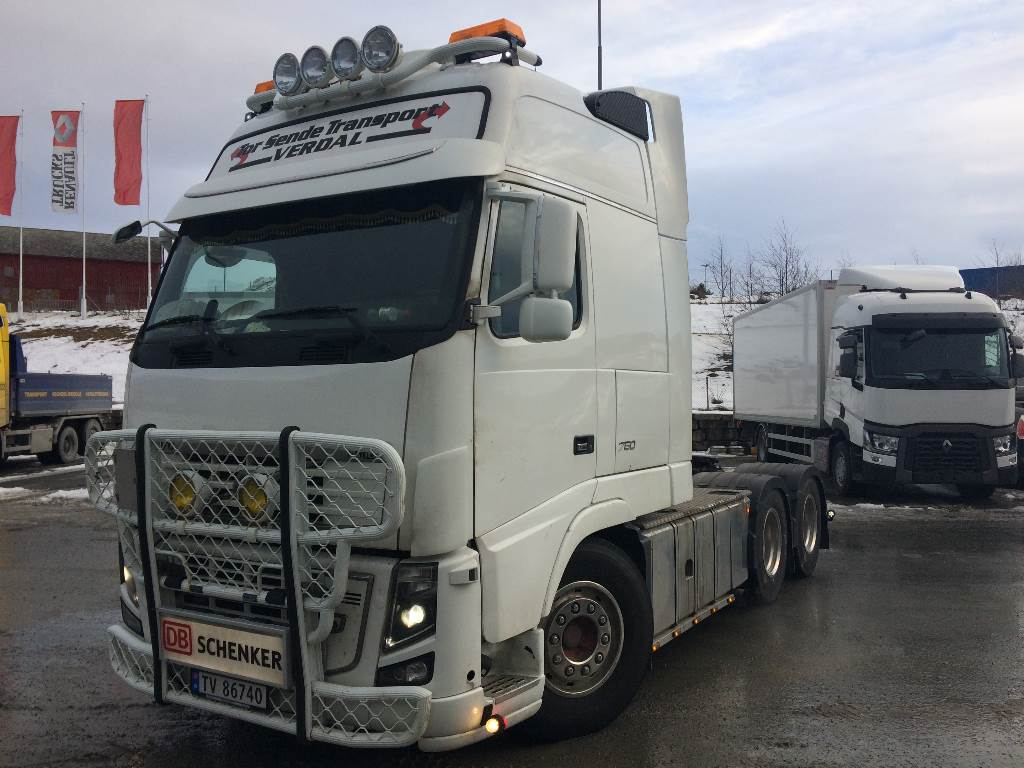 Volvo FH 16 750 6X4 XXL