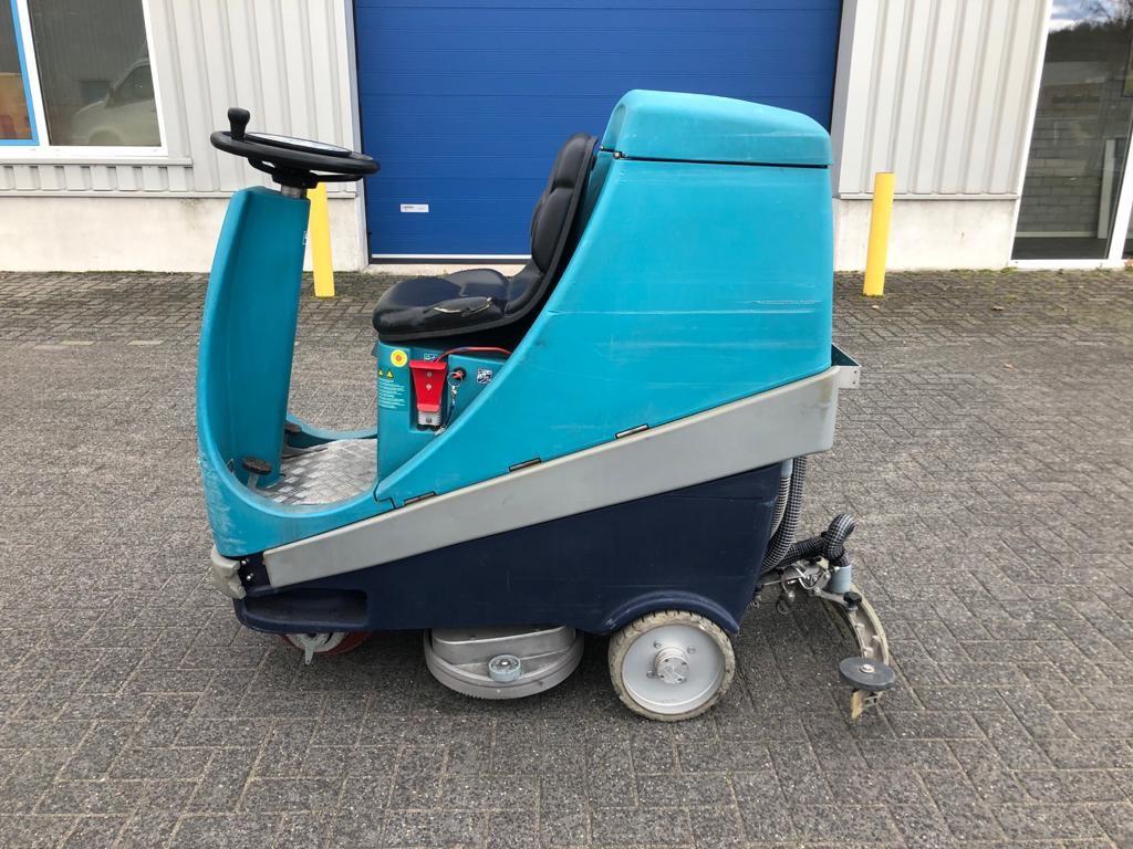 Wetrok Sprinter XR70/90, Opzit Schrobmachine, Veegmachines, Terreinbeheer