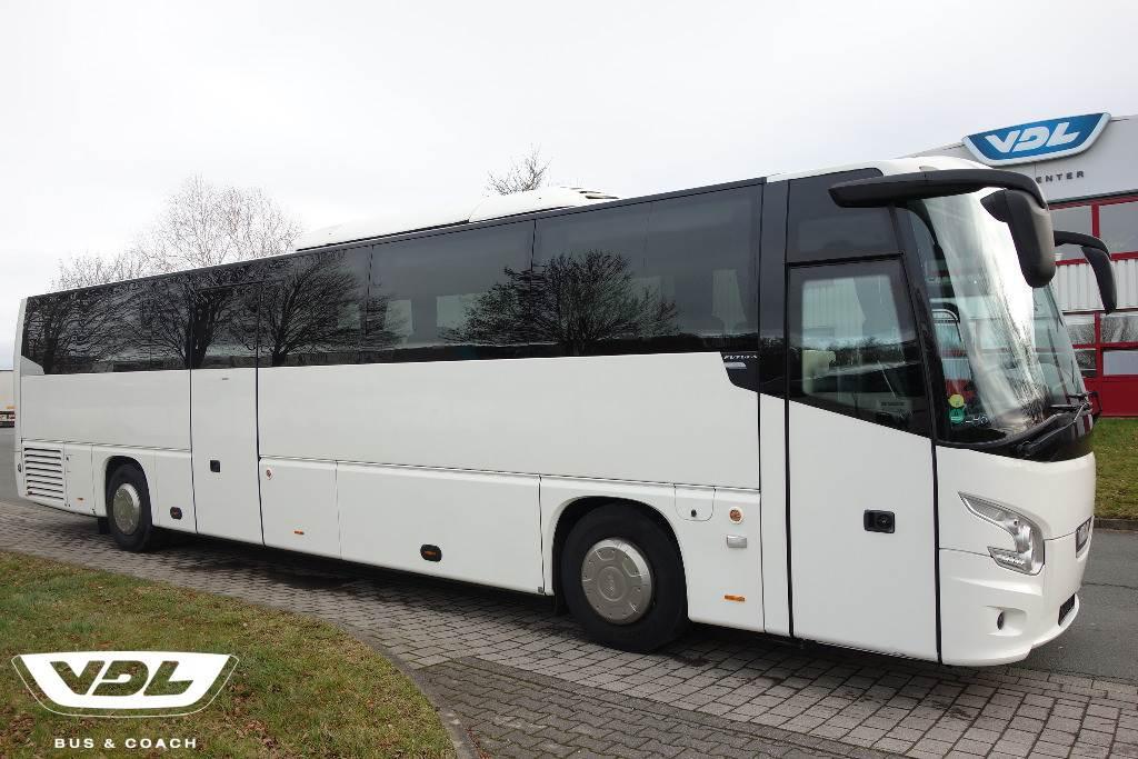 VDL Futura FMD2-129/370, Междуградски автобуси, Превозни средства