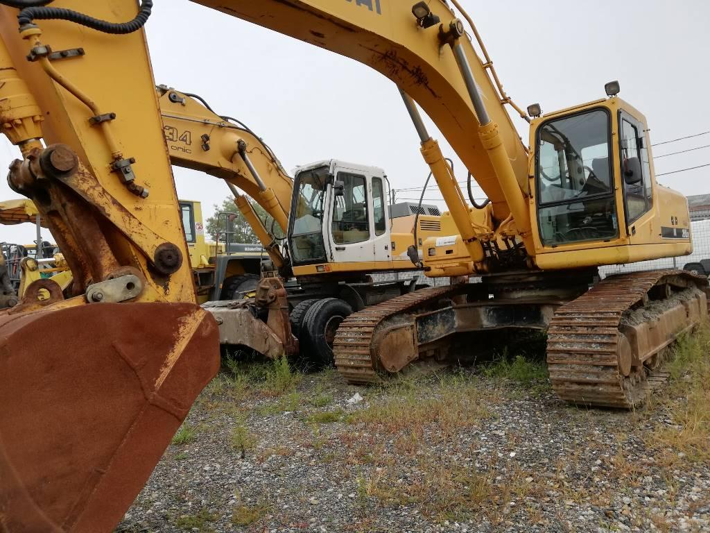 Hyundai 360LC-7, Crawler Excavators, Construction Equipment