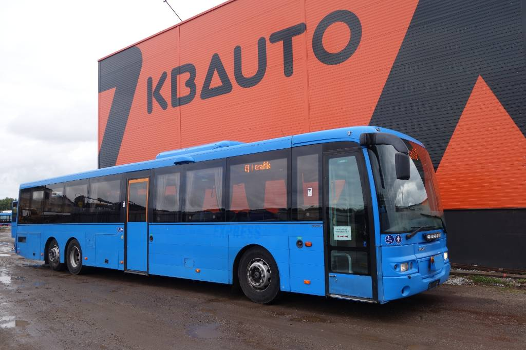 Volvo 8500 Säffle Euro 5, City buses, Trucks and Trailers