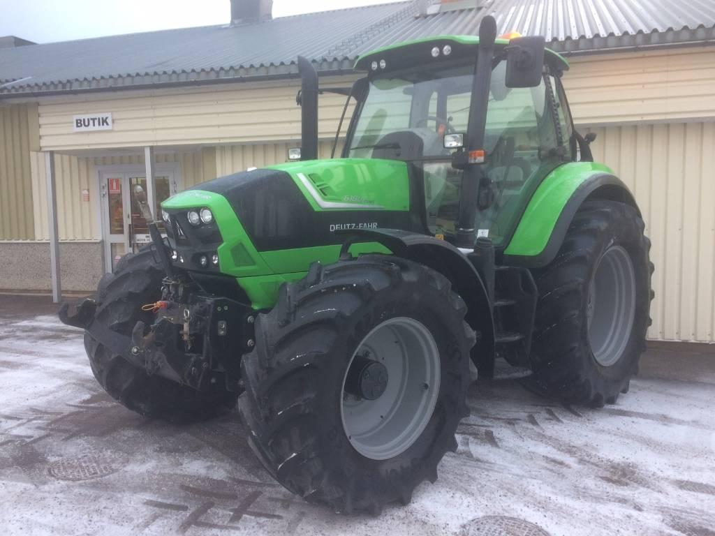 Deutz-Fahr 6180 C-Shift, Traktorer, Lantbruk