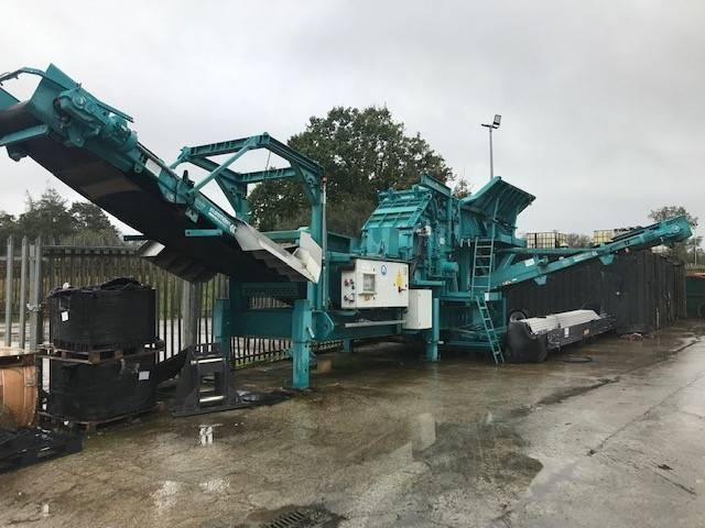 Kleemann PR100 Impactor, Crushers, Construction Equipment